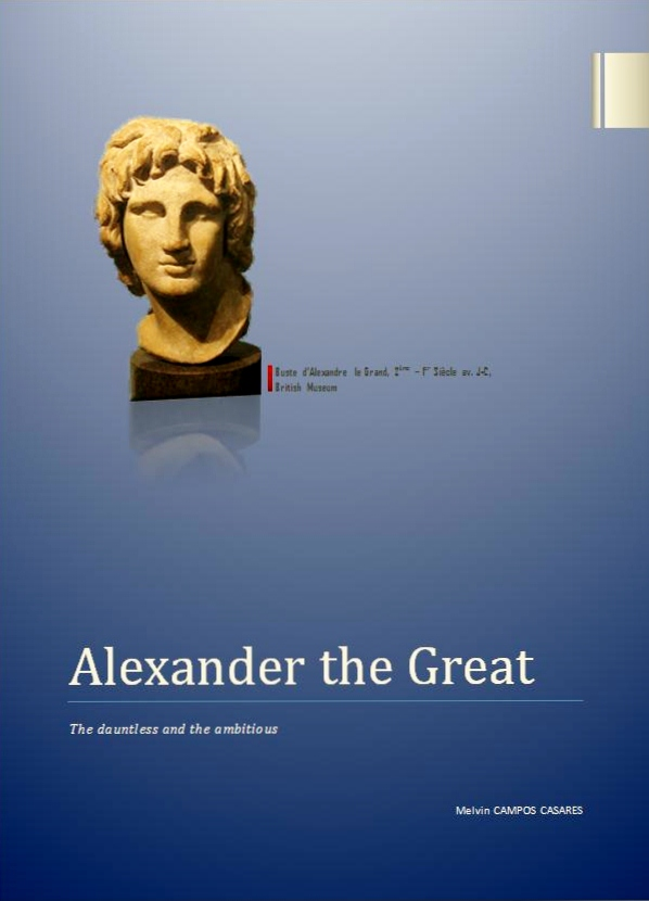 alexander the great research Is this a good thesis statement for alexander the great do you have a good thesis statement for alexander the great more questions.